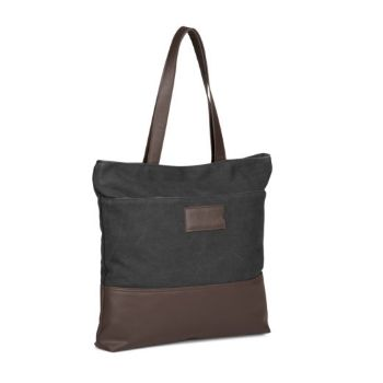 Canvas Tote - Charcoal
